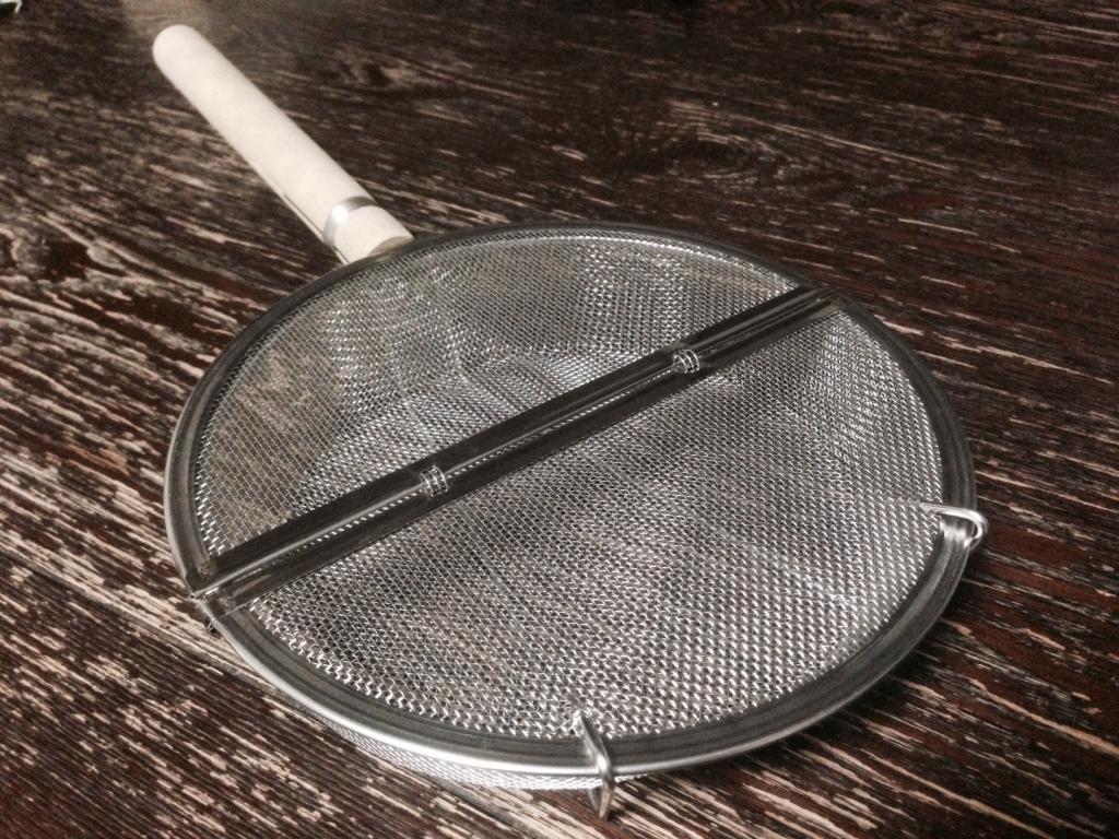 サニーサイトコーヒー手網焙煎