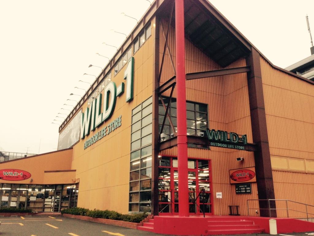 WILD1 仙台泉店