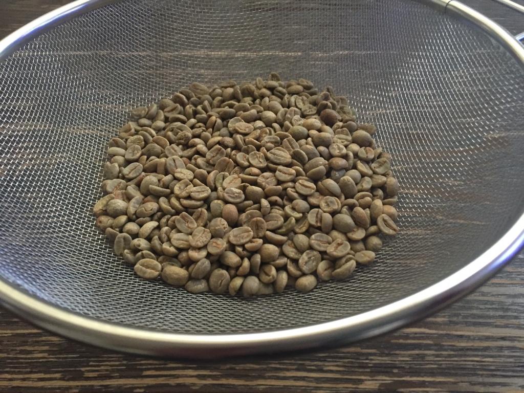 サニーサイトコーヒー生豆