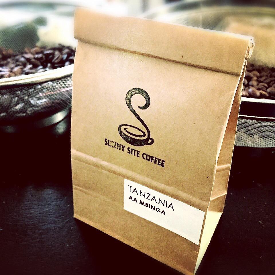 SUNNY SITE COFFEEパッケージ